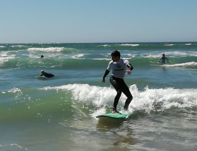 Surf with Blue Buddha and Ericeira Surf School